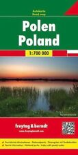 Polen 1 : 700 000. Autokarte - 9783707905892