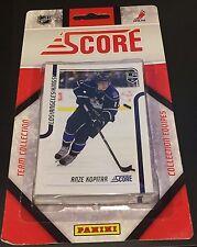 LOS ANGELES KINGS 2011-12 Score Hockey 15 Card Team SET SEALED Jonathan Quick
