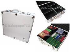 Kaiba's Briefcase Lockable Metal Case Magic Pokemon Yugioh Deck Box Mtg Vanguard