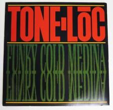 "Tone Loc TONE-LOC Signed Autograph ""Funky Cold Medina"" Album Vinyl Record LP"