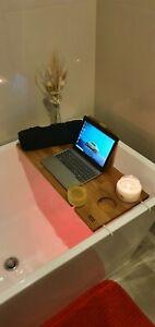 Bath tub caddy  bath tray food safe