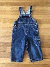 989f1dec VINTAGE TOMMY HILFIGER TOMMY JEANS Toddler Unisex OVERALLS 12 - 18 months