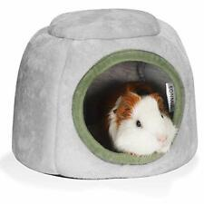 New listing Eonmir Guinea Pig House Hamster Hedgehog Winter Nest Small Animals Warm Cage .