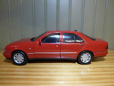 1:18 MERCEDES BENZ E320 W210 by CHRONO. RARE.With Some Damage.From Other Car Box