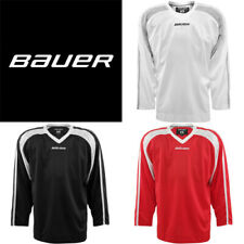 NEW! Bauer Premium Senior Practice Jersey - White, Red, and Black Options