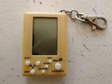 Jeu LCD format porte-clés keychain type tetris  (hs/pour pieces)