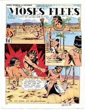Bible Stories in Pictures #49 Part 2    June 26 1955    Moses Flees