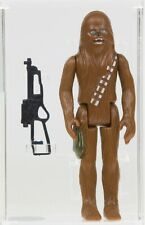 Star Wars 1977 Vintage Kenner Chewbacca (HK) Loose Action Figure AFA 75