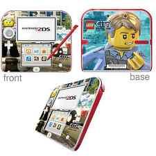 Lego City Undercover Vinyl Skin Sticker for Nintendo 2DS