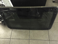 ROVER 75 & MG ZT SUNROOF GLASS & SEAL GENUINE IN GOOD CONDITION