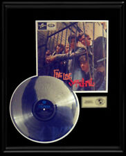 Yardbirds Five Live Gold Record Platinum Disc Rare Lp
