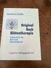 Original Bach Blütentherapie   Jungjohann Verlagsgesellschaft