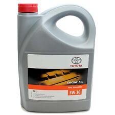 Original Toyota 5 Liter Motoröl 5W-30 API SL/CF ACEA A1/B1 A5/B5 5W30 Öl