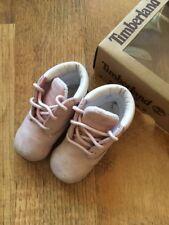 Baby Girl Timberland Bottes 6/12 mois en boîte d'origine