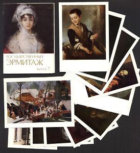 MADONNA Jesus Catholic Christianity Religion Portrait Set 12 Russian Postcards