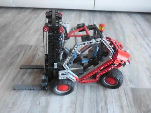 Lego Technic Technik Gabelstapler Stapler 8416