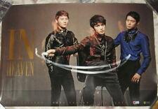 JYJ JEJUNG/YUCHUN/JUNSU In Heaven Korea Promo Poster (Ver.B)