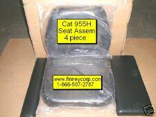 Caterpillar 955H loader 4 piece Seat Cushion Cat 955 H