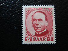 SARRE (allemagne) - timbre - yvert et tellier n° 269 n* - stamp (A1)