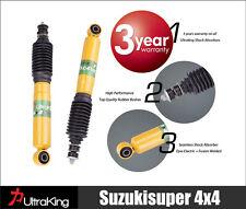 2 Front Gas Shock Absorbers YN60 LN61 YN63 4WD Hilux Surf 4Runner IFS 1985-1989