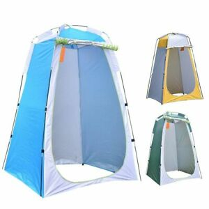 Camping Pop Up Tent Shower Toilet Changing Room Lightweight Portable Folding