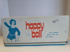 Vintage Happy Ball Fun Galore Slim Trim Exercise