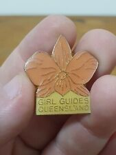Girl Guides Queensland Badge