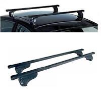Barre portatutto acciaio AMC + kit x Audi A3 Sportback 5p 04>13 no tetto vetro