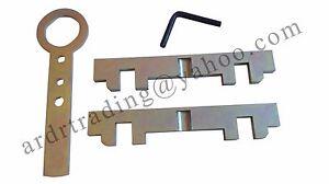 BMW N63 S63 N74 E70 F07 F02 Petrol Engine Camshaft Crankshaft Timing lock Tool