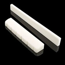 Mr.Power String Guitar Bone Bridge Saddle Nut Made Of Real (For Classic)