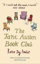 The Jane Austen Book Club by Karen Joy Fowler (Hardback, 2004) 1st Edition