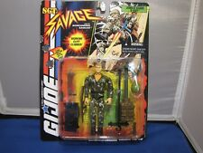 1994 Hasbro GI Joe Sgt Savage & Screaming Eagles Jungle Camo D-Day figure