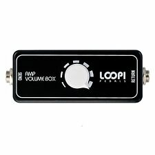 Amplifier Volume Box - Queiten Amps - Suit Fender,Marshall,etc - Loopi Pedals