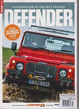 MAGBOOK DEFENDER #1 FROM LANDROVER MONTHLY MAGAZINE UK 2013.