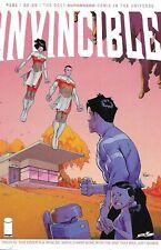 Invincible Comic Issue 131 Modern Age First Print 2017 Robert Kirkman Ottley