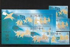 ST HELENA SG979/82 + MS983, 2006 EUROPA STAMPS MNH, CAT £15.50