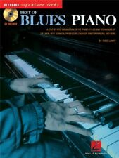 Best Of Blues Piano Keyboard Signature Licks Learn Play Lesson Tutor MUSIC BOOK