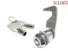 "Homak toolbox lock 5/8"" Tubular Cam Lock Replacement 180 degree Cabinet Drawer"