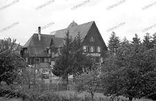 Negativ-Horben-Schwarzwald-Luisenhöhe-Architektur-1930 er Jahre-2
