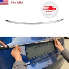US Rear Trunk Lid Moulding Strip Cover Trim For Tesla Model 3 2018 2019