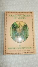 Selections from a CHILDS GARDEN OF VERSES, Robert Louis Stevenson, Willcox Smith