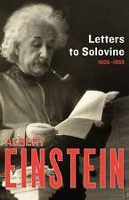 Letters to Solovine : 1906-1955: By Einstein, Albert Berger, Neil Solovine, M...