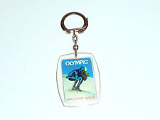 PORTE CLE KEYCHAIN - OLYMPIC VETEMENT SPORT