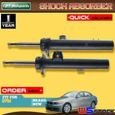 2x Shocks Struts Absorber for BMW E82 E88 325i 328i 330i 335i Front Left&Right