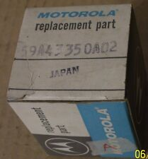 60s 70s  Mototola  8 track cassette radio motor NOS Mopar ? Ford ? #A