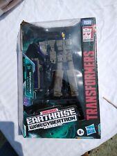 Transformers Earthrise War for Cybertron  Astrotrain  Leader Class