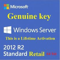 [KEY] Windows Server 2012 R2 Standard Edition Retail and Download Link