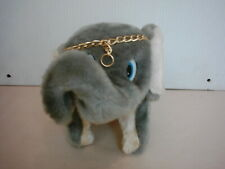 Vintage Battery Operated Walking Sitting Standing Elephant Tawaiin Toy Works