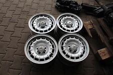 Rare!!! 4x Baroque jantes Arc 7,0x15 et23 pour Mercedes r107 w123 w126