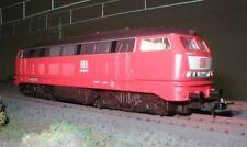BR 218 Modellbahnloks der Spur H0 mit digitaler Steuerung